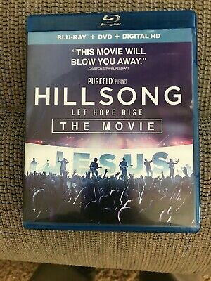 $2.50 • Buy Movie Hillsong Blu Ray DVD