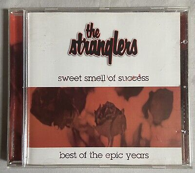 The Stranglers Sweet Smell Of Success CD • 1.60£