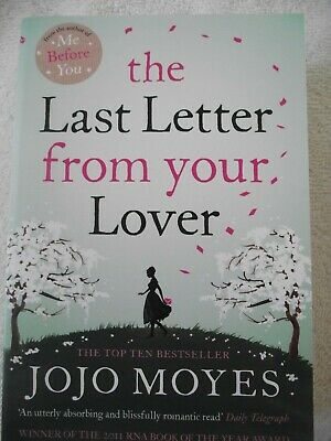 AU7 • Buy   THE LAST LETTER FROM YOUR LOVER    ~ Jojo Moyes