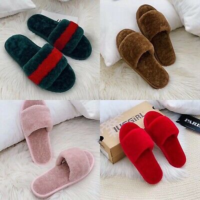 AU32 • Buy UGG Ladies Slippers Australian Sheepskin Wool Indoor Shoes