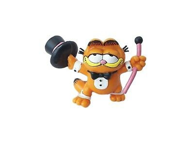Vintage Garfield Figure I Am What I Am Bully 1978/ 1981 Top Hat  • 8.49£