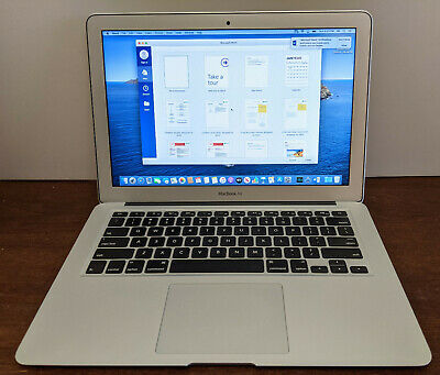 $620 • Buy Apple MacBook Air 13  1.8 GHz I5 8GB RAM 128GB SSD 2017 SHIPS FAST CATALINA