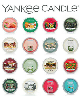 YANKEE CANDLE SCENTERPIECE EASY MELT CUPS MELTCUPS 61g BRAND NEW • 7.99£