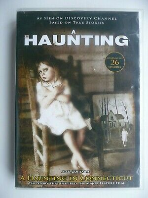 A Haunting: Complete Series 1-3 (DVD, 2009, 8-Disc Box Set)  • 33.95£