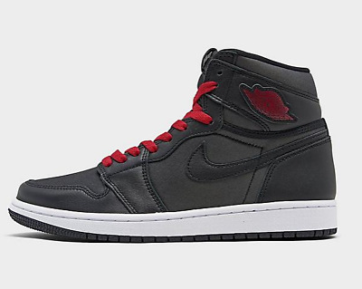 $150 • Buy 🔥🔥🔥nwb Air Jordan Retro 1 High Og Black Metallic Silver Gym Red 8.5 8 1/2🔥🔥