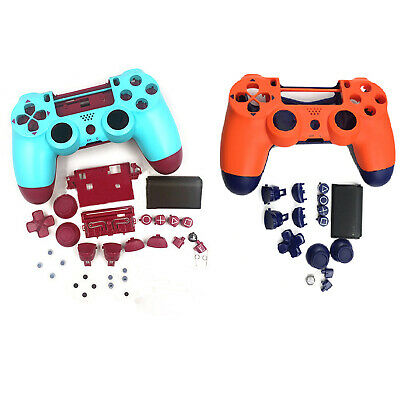 AU16.01 • Buy For PS4 Controller Gamepad Shell Kit DIY Housing Case Protector Cover RepairPart