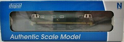 Dapol N 2D-018-004 - Hymek D7024 Weathered DCC Fitted - Preowned. (N Gauge) • 90£