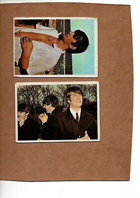 $0.20 • Buy Topps 1964 Beatles Color Card 52 56