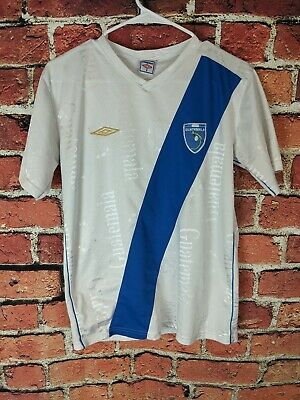$24.99 • Buy Vintage Umbro Soccer Jersey Guatemala Size Small Good Condition