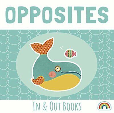 In And Out - OPPOSITES By Philip Dauncey, NEW Book, FREE & FAST Delivery, (Board • 6.24£
