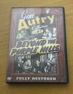 Beyond The Purple Hills - Region 1 Import DVD - The Gene Autry Collection • 7.99£