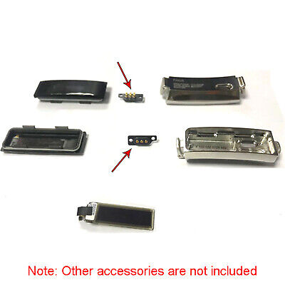 $ CDN11.93 • Buy For Fitbit Alta / Fitbit Alta HR Wristband Display Contact Touch Spot Part Black