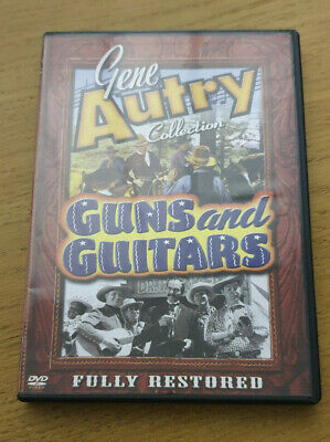 Guns And Guitars - Region 1 DVD - Gene Autry Collection • 7.99£
