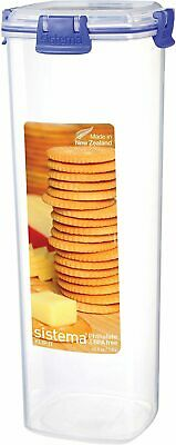 £12.92 • Buy Cracker Keeper Tupperware Container Plastic Box Storage Save Biscuits Seal Clips