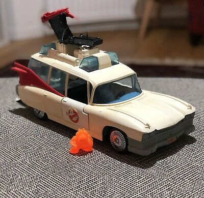 Ghostbusters Ecto-1 Action Figure Car  Vintage 1984 Kenner Toy Rare With Ghost • 25£