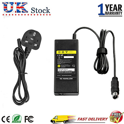 42V 2A Electric Scooter Battery Charger For Mijia M365 Segway Ninebot ES1 ES2 CC • 9.99£
