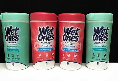 $ CDN23.92 • Buy Wet Ones Stash Can,wips (aroma May Vary )