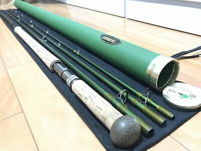 $799 • Buy SAGE TCX 10150-4 SPEY 15 '# 10 4-piece With Case And Bag From Japan U3