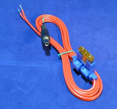 £9.99 • Buy Power Cable For NASA AIS Radar / Navtex / Meteo Etc. With Fuse (MA110)