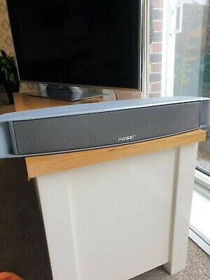 Bose VCS-10 Center Speaker.Grey. In Excellent Condition. • 34£