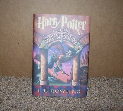 $8.99 • Buy Harry Potter And The Sorcerer's Stone, 1997 First Edition, H/c D/j