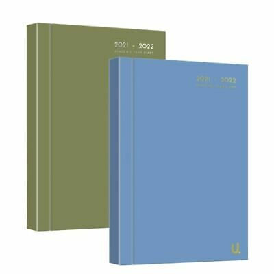 2020-2021 Diary A5 Day To Page Academic Diary Hardback Student Teacher Diary • 4.29£