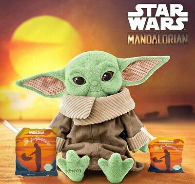 $75 • Buy New In Box Scentsy Buddy The Child Baby Yoda Star Wars/Mandalorian SOLD OUT