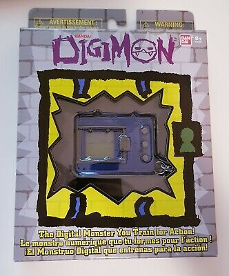 AU100 • Buy Bandai Digimon 20th Anniversary Edition - Blue English Version - BRAND NEW