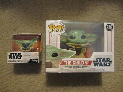$14.85 • Buy Funko Pop Star Wars The Mandalorian THE CHILD #368 Baby Yoda (in Protector)