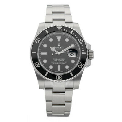 $ CDN17645.49 • Buy Rolex 116610LN Submariner Black Dial Stainless Steel 44mm Men's Watch Box/Papers