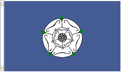 Yorkshire Unofficial Polyester Flag - Choice Of Sizes • 5£