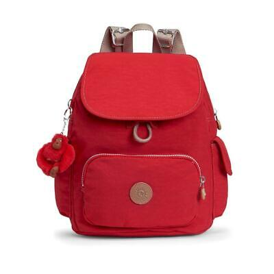 Kipling City Pack S Red T20425/ Backpacks Unisex Red , Backpacks Kipling • 64.99£