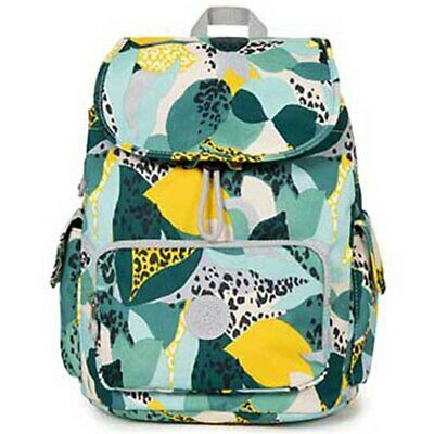 Kipling City Pack S Green T81854/ Backpacks Unisex Green , Backpacks Kipling • 64.99£