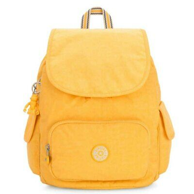 Kipling City Pack S Yellow T81849/ Backpacks Unisex Yellow , Backpacks Kipling • 61.99£