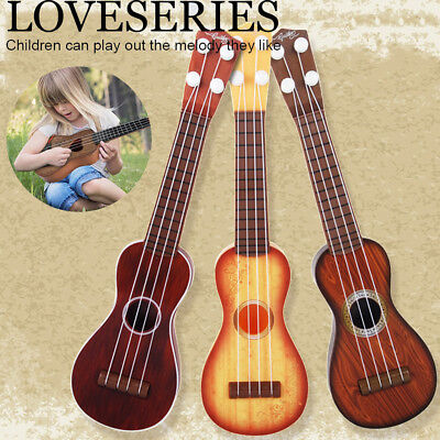 AU16.64 • Buy Ukulele Guitar Beginner Classical Educational Musical Instrument Toy For Kids MU
