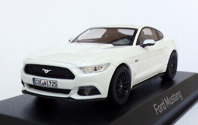 £49.99 • Buy Norev 1/43 Scale Model Car 270556 - 2015 Ford Mustang - White