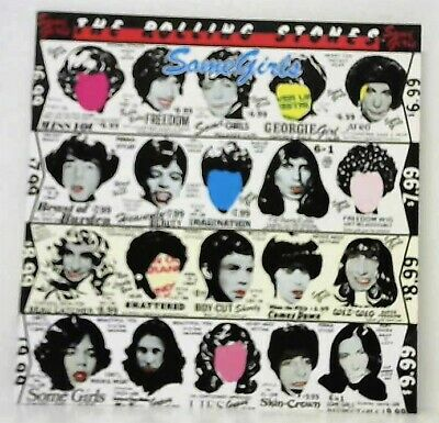 The Rolling Stones~some Girls~remastered~cd~ex • 7.50£