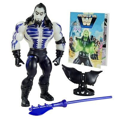 $40 • Buy WWE Masters Of The Universe The UNDERTAKER Walmart Exclusive