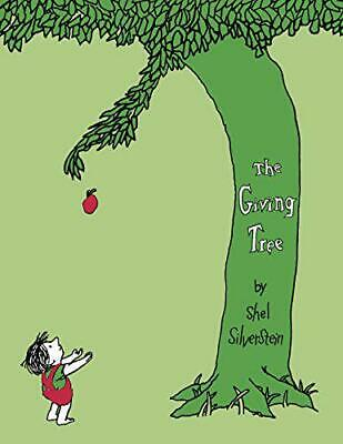 The Giving Tree By Shel Silverstein, NEW Book, FREE & FAST Delivery, (Hardcover) • 9.90£
