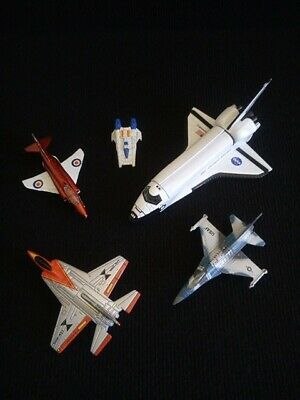 Collection Job Lot 3 Matchbox Diecast Aircraft Planes & Other • 8.50£