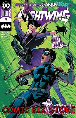 Nightwing #72 (2020) 1st Printing Bagged & Boarded Moore Main Cover Dc Comics • 3.55£