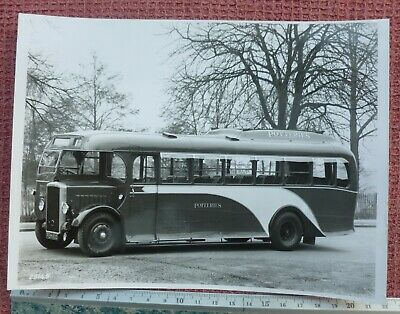 Black & White Photo, Daimler Bus (Potteries Motor Traction Company Limited)  • 1.20£