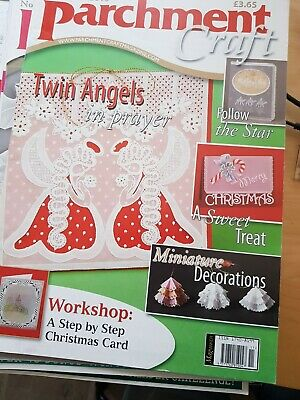 PARCHMENT CRAFT MAGAZINE...November 2010 • 1.50£