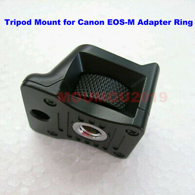 £15.78 • Buy Tripod Mount For Canon EOS-M Adapter Ring, Lens Replacement Base Foot Adapter