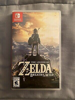 $39.99 • Buy The Legend Of Zelda: Breath Of The Wild Nintendo Switch [OPENED]