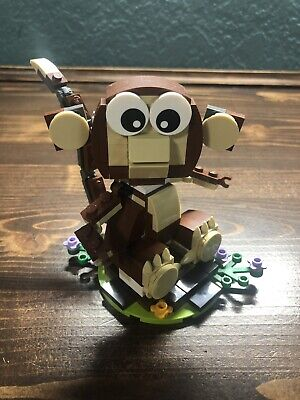 $45 • Buy Lego 40207 Chinese New Year Of The Monkey 2016 Special Edition Used