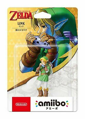 AU59.90 • Buy [Limited Offer] Nintendo Amiibo Link Ocarina Of Time The Legend Of Zelda Switch