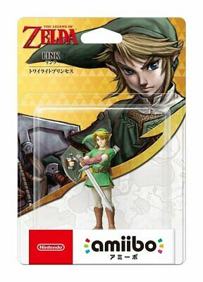 AU49.50 • Buy Limited Offer] Nintendo Amiibo Link Twilight Princess The Legend Of Zelda Switch