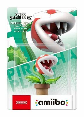 AU58.90 • Buy [Limited Offer] Nintendo Amiibo PIRANHA PLANT Of Super Smash Bros SSB Japan NEW