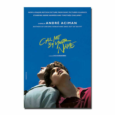 AU19.95 • Buy 246606 Call Me By Your Name Movie Art WALL PRINT POSTER AU